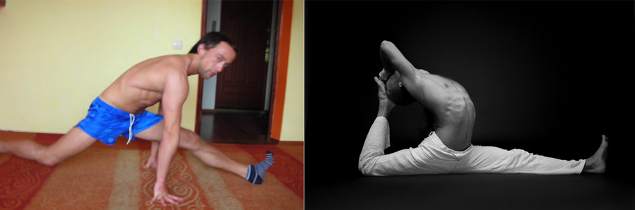 Уникальные видео-тренировки по методике самого гибкого человека на Планете, занесенного в книгу рекордов Гиннеса.