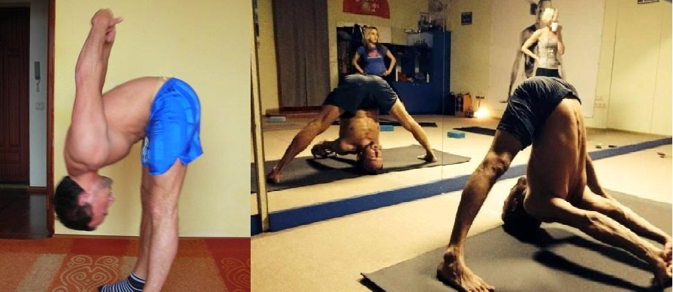 Групповые тренировки по стретчингу (stretching)  в Los Angeles по уникальной методике самого гибкого человека на Планете.