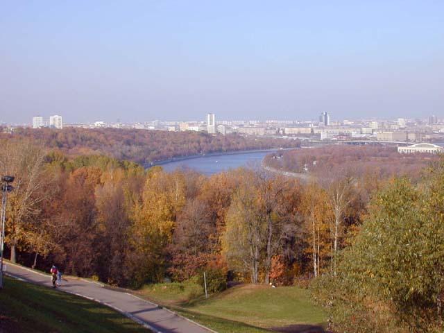 Картинки по запросу москва осень