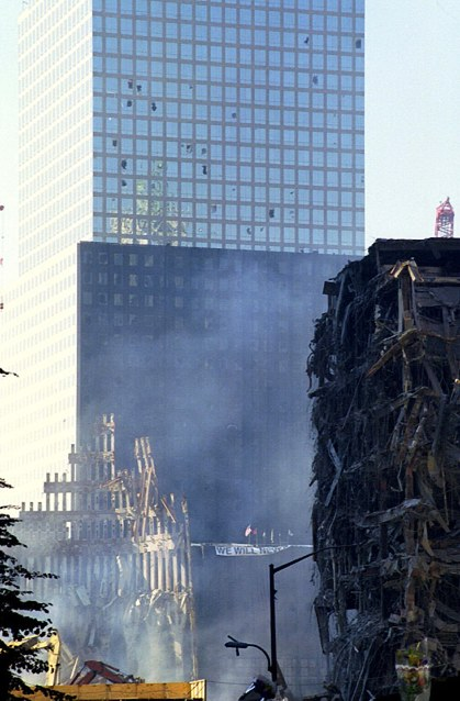 24 days after the Tragedy