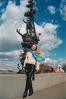 Памятник Петру1 в Москве