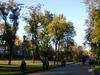 Осень, Александровский сад